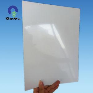 RollのWhiteポーランドのRigid PVC Sheet