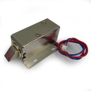 Elektronischer Nut-Verschluss für Schrank und Fach