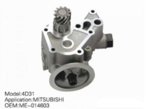 Oil Pump with OEM Me-014603 for Mitsubishi 4d31