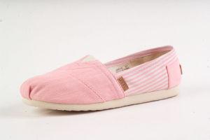 Espadrille chaussures de toile