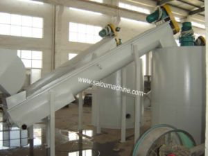 PET Bottle Recycling Line 2000kg/H