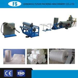 Linea di produzione della pellicola di rullo dello strato della gomma piuma del PE della plastica Longkou Shandong