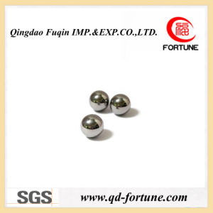 Bille en acier inoxydable/bille en acier chromé/bille en acier au carbone (FUQIN-8023)