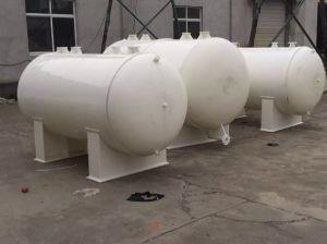 Tank van het Polypropyleen van de Rangen van het voedsel de Aangepaste
