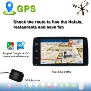 Stereotelefon-Anschlüsse des Blendschutzdes Carplay Benz-Glc/C/V androiden Auto-2+16g