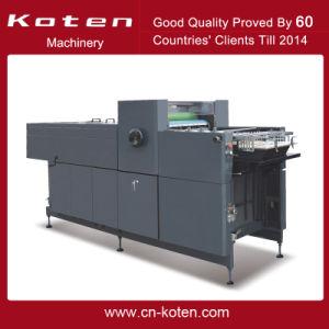 Modello di macchina UV del rivestimento del punto automatico (KTUV-J620)