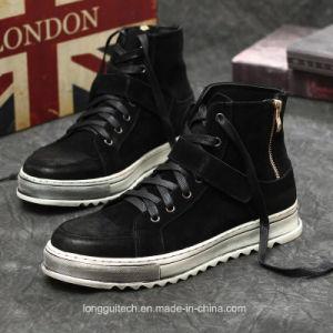 Nuevo estilo zapatos casual para hombres conformable