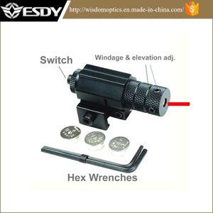 熱い販売の赤い点小型レーザーの視力20-22mmの柵