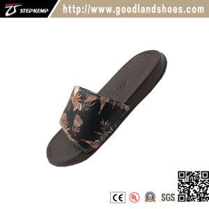 Confortable de l'obstruer EVA Peinture 20314-3 Pantoufles Chaussures