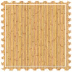 屋内地上の装飾のための浮彫りにされた積層のフロアーリングタケパターン