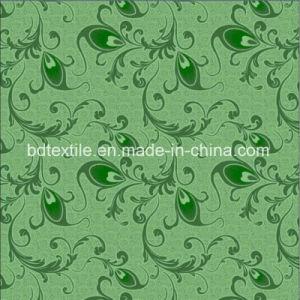 Venta de fábrica China personalizado impreso Tricot tejido colchón 100% poliéster