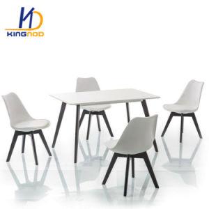 Preço razoável por grosso de mobiliário design Armless cadeira de plástico PP cadeiras de plástico coloridas