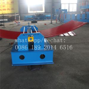 لون فولاذ يغضّن وسقف شبه منحرف [كريمبينغ] آلة