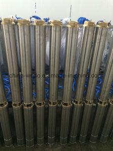 versenkbare elektrische Wasser-Pumpe der Serien-4SD, tiefe wohle Pumpe, versenkbare Wasser-Pumpe