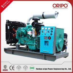 Lovol 엔진을%s 가진 88kw Oripo 열려있는 유형 디젤 엔진 발전기