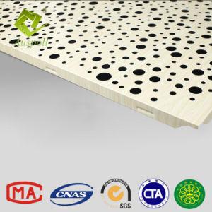 Les patrons de l'aluminium perforé bord carré les carreaux de plafond