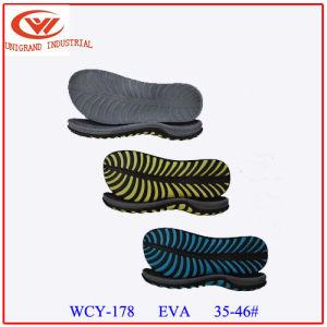 Nuevo diseño de EVA y suela de goma de sandalias