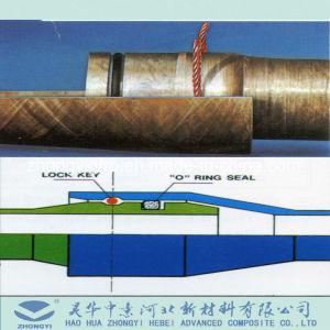 De glasvezel Versterkte Plastic Pijp GRP van de Behandeling van het Water van de Hoge druk FRP