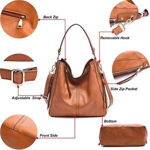 shoulder Handbag 2018 형식 여자 운반물 숙녀 주문 여자 핸드백 디자인 PU 가죽 핸드백 (WDL0535)