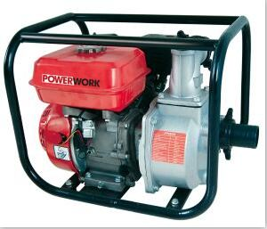 pompa ad acqua del motore di benzina di 3inch 6.5HP 168f-1 (PGW-30)