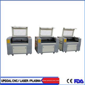 Dur et la gravure de timbre en caoutchouc souple avec gravure laser CO2 la machine