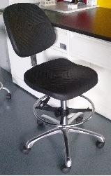 Anti-statique ESD Labratory ergonomique président selles (PS-LC-005)