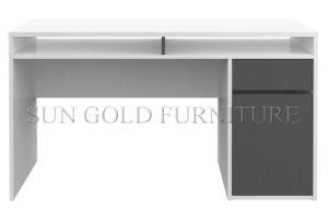 Nouveau design blanc petit bureau pas cher ordinateur de bureau sz
