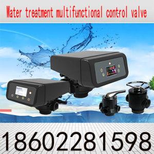 El tratamiento de agua, la válvula de control multifunción completamente automática/manual de la válvula de ablandamiento, Totalmente automático / manual de la válvula de filtración