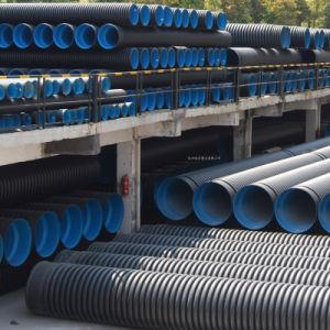 precio de fábrica de 300 mm de HDPE Double-Wall tubos Corrugación