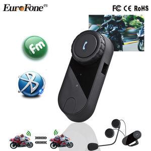Мотоцикл с помощью прибора Clip селекторной связи Bluetooth и FM (FDC-02)