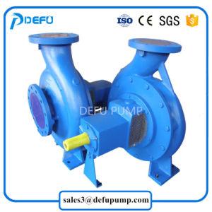 Fin de l'irrigation agricole électrique d'aspiration des pompes à eau centrifuge
