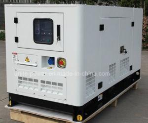 25kVA Silent Yanmar Diesel Engine Electric Generator
