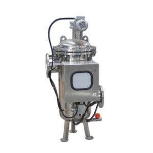 Automatische Achter Spoelende Filter en de Filter van de Borstel van de Zuiging voor Olie