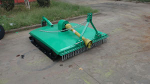 Granja montada en el tractor Cortador de segadora de hierba