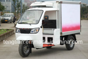 Fabriqué en Chine Wholesale Closed Cargo Box Refrigerator Truck