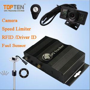 RFID Flotte GPS-Verfolger mit Geschwindigkeits-Begrenzer, Kamera, die Tk510-Ez nimmt
