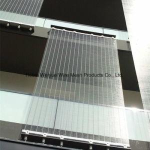 Prodotto intessuto rivestimento architettonico del collegare dell'acciaio inossidabile