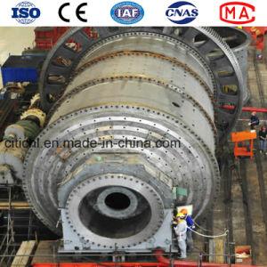 Procesamiento de oro estándar Agma Máquina de molino de bolas de molienda de Minera