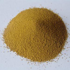 Pigment Granulers van het Oxyde van het Ijzer van de Prijs van de fabriek het Rode Gele