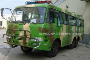 6*6 Off Road EQ de autobús de pasajeros6840PT (25-30 plazas)