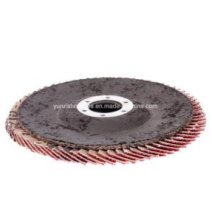 金属の具体的な磨く鋼鉄ディスクのための研摩の粉砕のホイール・ディスク