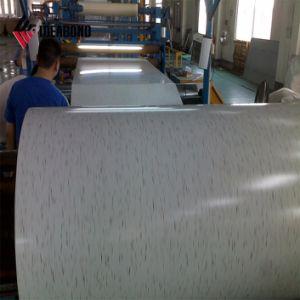 Алюминиевый корпус с полимерным покрытием лист катушки для дверей (AE-306)
