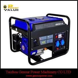 Бензин мощность генератора 12 В постоянного тока с низкой частотой вращения генератора