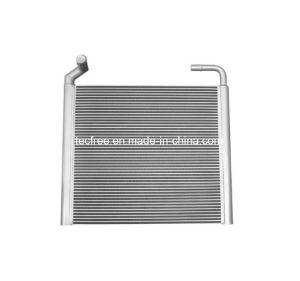 中国アルミニウムユニバーサルオイルの熱交換器