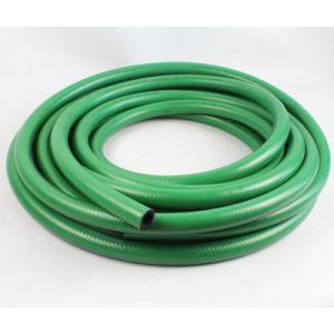 O fio de aço trançados dispensador de combustível de borracha flexível para a estação de gás