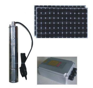 최고 태양 수도 펌프 태양 잠수할 수 있는 수도 펌프