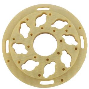 Hoja de fibra de vidrio epoxi arandela (G10/FR4).