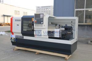 Horizontal Cama Plana Torno CNC Torno (CK6140)