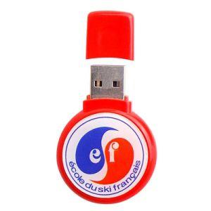 高速昇進のプラスチック習慣USBのフラッシュ駆動機構(SY063)