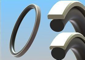 De Verbinding van de Zuiger van het Brons PTFE voor Cilinder